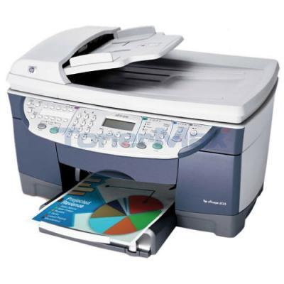 HP Officejet D-135